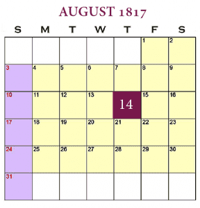 August 14, 1817