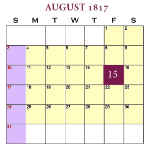 August 15, 1817