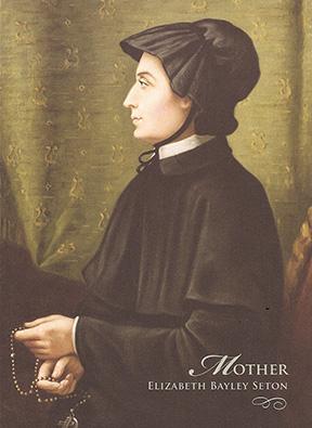 Elizabeth Seton, Filicchi portrait