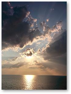 light-over-water