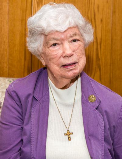 Sister Marie Paula Holdman