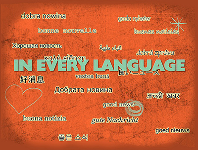 Pentecost in every language