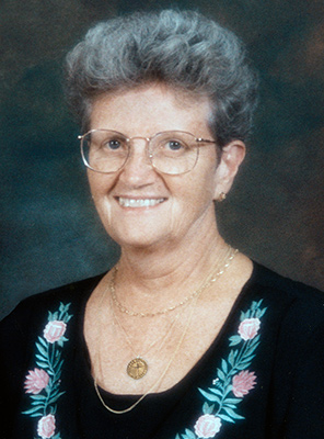 Sister Marianne Robertson, SC