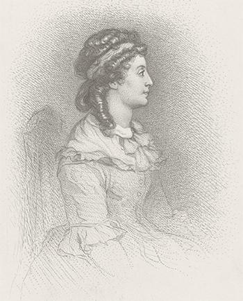 Elizabeth Ann Seton, wife, mother, foundress