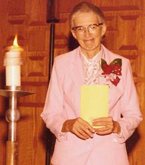 Sr. Eileen Story