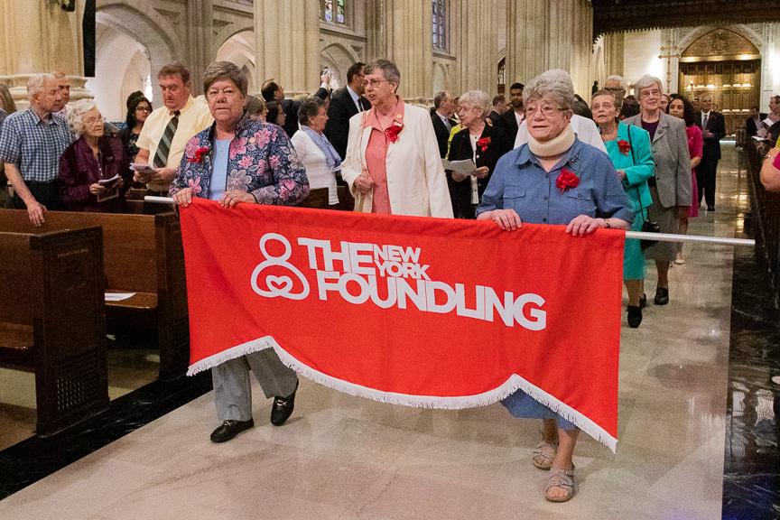 New York Foundling Mass