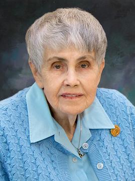 Sister Theresa Mary O'Connor