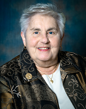 Sister Edith Mercedes Belmonte