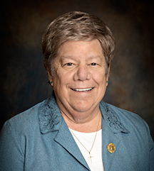 Sr. Donna Dodge, President