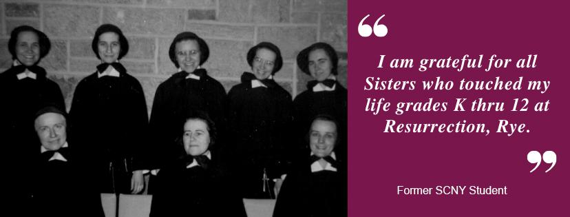Sisters at Resurrection School, Rye, NY