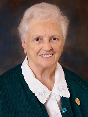 Sister Patricia Mulryan, SC