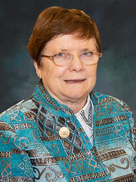 Sister Nora Hearty, SC