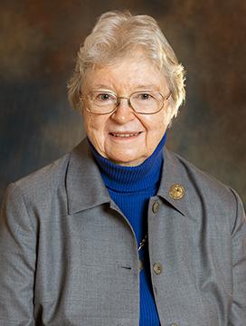 Sr. Janet Baxendale, SC