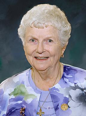 Sister Patricia Ann O'Brien, SC