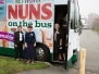 Nuns on the Bus, Liberty State Park, May 2013